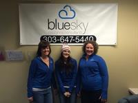 Blue Sky Insurance agents (Dionne, Brittany & Laura)