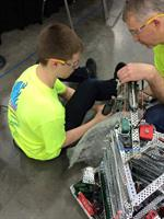 FCHS Robotics team, The Fuse, now ranked #3 in the WORLD!!!