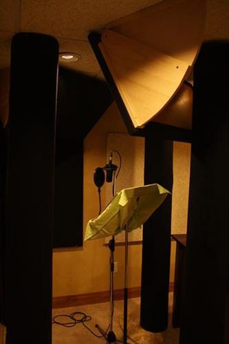 Studio - Judy Fossum VoiceOvers