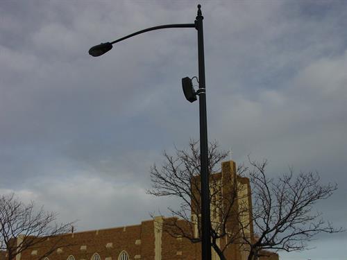 Bose Pole Mounted Speaker