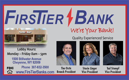 FirsTier Bank is a member of FDIC and Equal Housing Opportunity financial institution