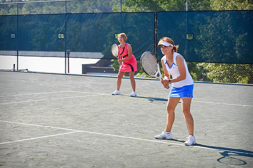 Play Tennis in Hot Springs Village
