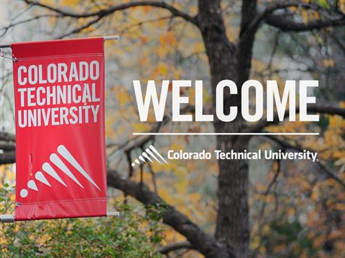 Colorado Technical University Welcomes You