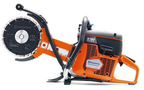 Husquvarna Cut N Break Concrete Saw