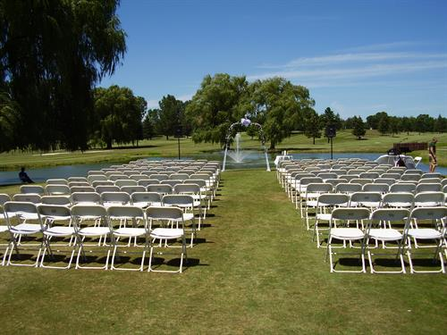 Outside Ceremony Location