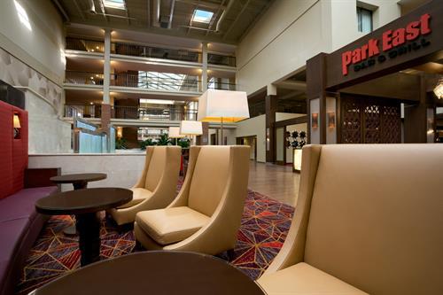 Atrium Casual Seating