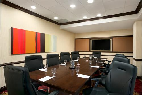 Lobby Meeting Room