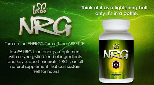 12 Hours of Natural Energy!