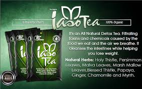 Iaso Detox Tea! Lose 5 pounds in 5 days!