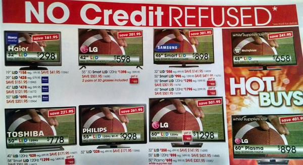 NO CREDIT REFUSED ! (LIMITED TIME OFFER) See store for details..