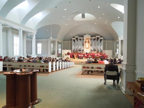 WCC Sanctuary