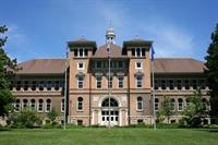 Old Main - UW-Stevens Point