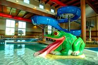 SplashPoint water park (call for hrs on water slide)