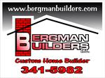 Bergman Builders, Inc.