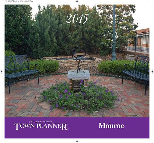 2015 Monroe  - West Calendar 28110