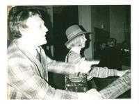 Bob Mattingly with daughter Barbara