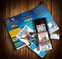 Rack Cards, Business Cards, Event Materials, Flyers