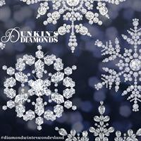 It's snowing diamonds at Dunkins Diamonds!