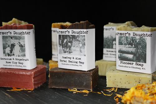 Organic Herbal Soaps