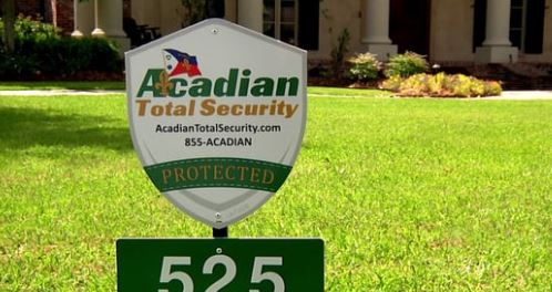 Acadian Total Security - protecting your family and what matters to you!