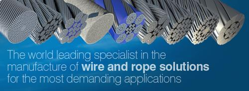 Highest quality wire rope for any application.