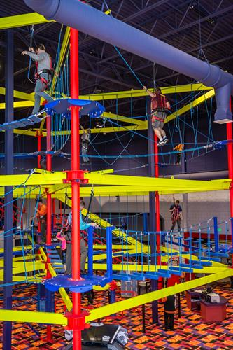 Ropes Climbing Course