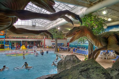 Raptor Reef Indoor Waterpark