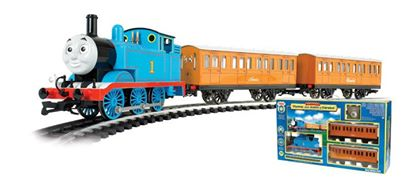 Come and see Thomas The Train circle the Mezzanine!