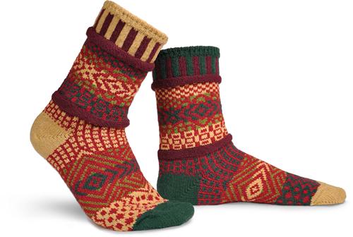 Sol-mate socks!