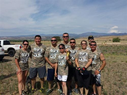 Law Enforcement Torch Run for Special Olympics 29MAY14