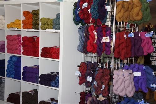 One of the many colorful areas of our store!