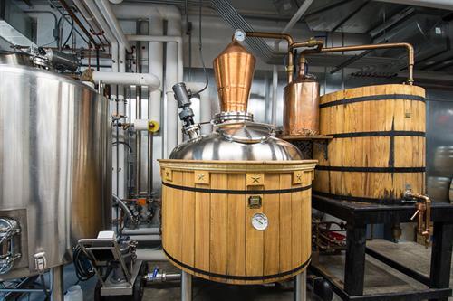 The Distillery Floor