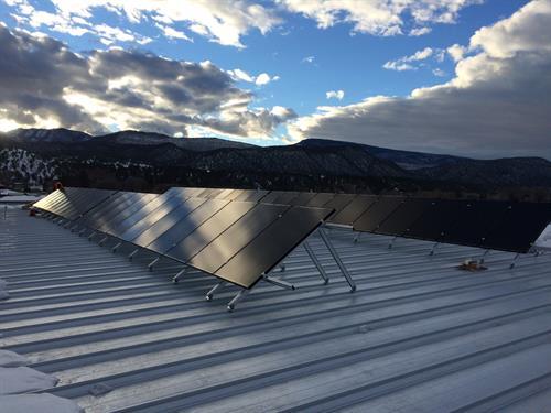 12 KW Solar Power System