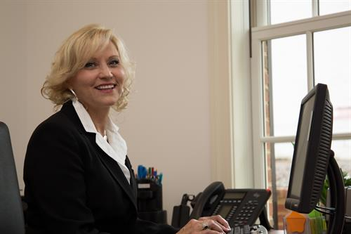 Joanie Jones, Executive Assistant, Insurance Specialist