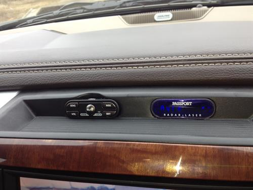 Passport Radar detector