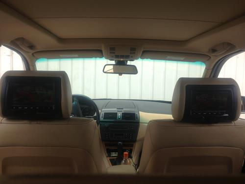 Headrest TV's with built in dvd players