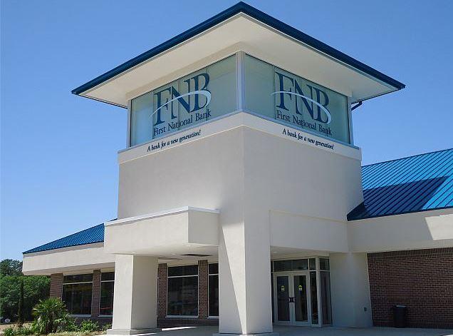 FNBD - First National Bank DeRidder