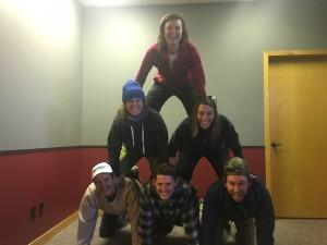 Team Building at its finest!