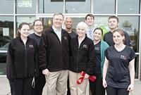 The Elements Team on Grand Opening Day!