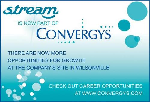 Convergys (formerly Stream Global Services)