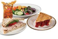 Lunch Trio (15 minute guarantee)