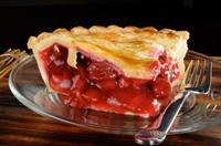 Sweet Montana Cherry Pie