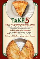 Take 5 Wednesdays