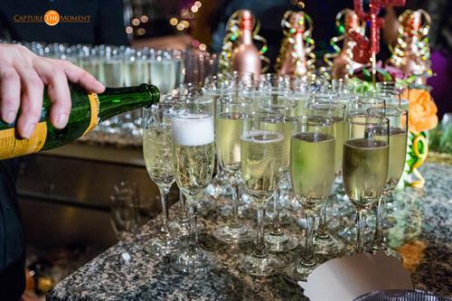 NYE Party - Midnight Champagne Toast