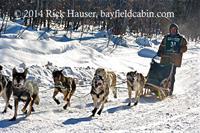 Apostle Island Dog Sled Races