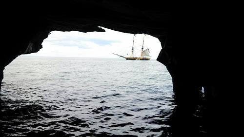 Inside Devil's Island