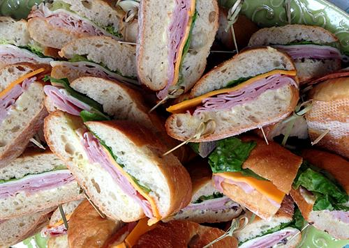 Good Thyme Sandwiches