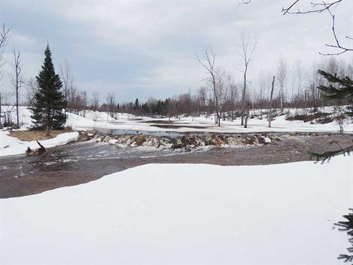 North Pike's Creek