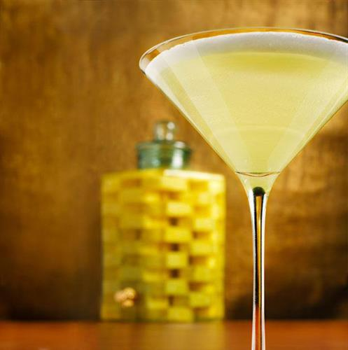 Stoli Doli - The Capital Grille Signature Martini. Stolichnaya Vodka infused with fresh pineapple, chilled and served straight up.