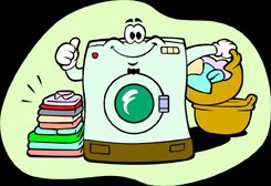 For All your Washing Needs